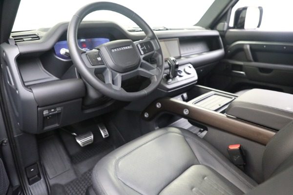 Used 2021 Land Rover Defender 90 X for sale Call for price at Bentley Greenwich in Greenwich CT 06830 14