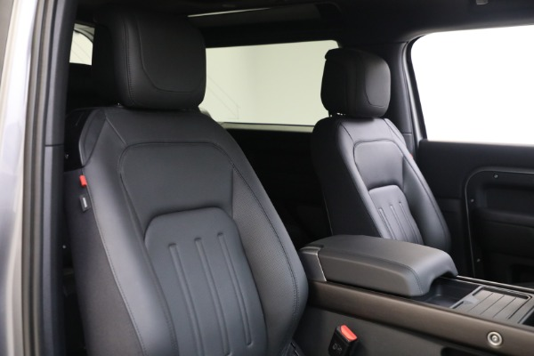 Used 2021 Land Rover Defender 90 X for sale Call for price at Bentley Greenwich in Greenwich CT 06830 16