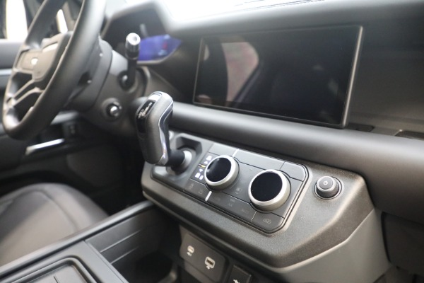 Used 2021 Land Rover Defender 90 X for sale Call for price at Bentley Greenwich in Greenwich CT 06830 20