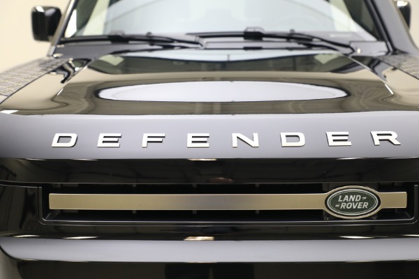 Used 2021 Land Rover Defender 90 X for sale Call for price at Bentley Greenwich in Greenwich CT 06830 23