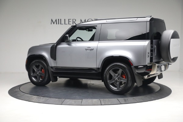 Used 2021 Land Rover Defender 90 X for sale Call for price at Bentley Greenwich in Greenwich CT 06830 4