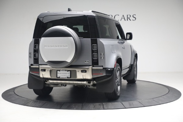 Used 2021 Land Rover Defender 90 X for sale Call for price at Bentley Greenwich in Greenwich CT 06830 5