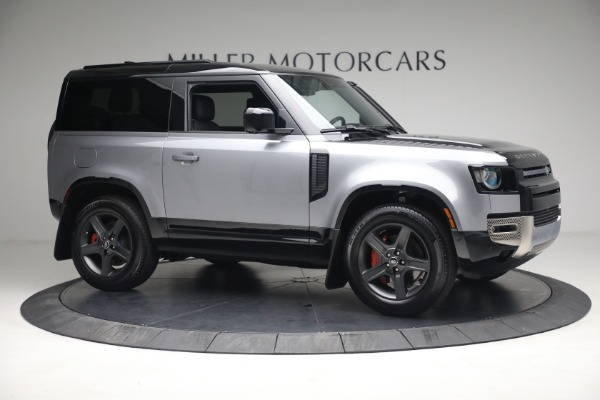 Used 2021 Land Rover Defender 90 X for sale Call for price at Bentley Greenwich in Greenwich CT 06830 7