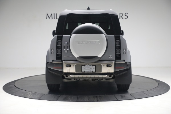 Used 2021 Land Rover Defender 90 X for sale Call for price at Bentley Greenwich in Greenwich CT 06830 9