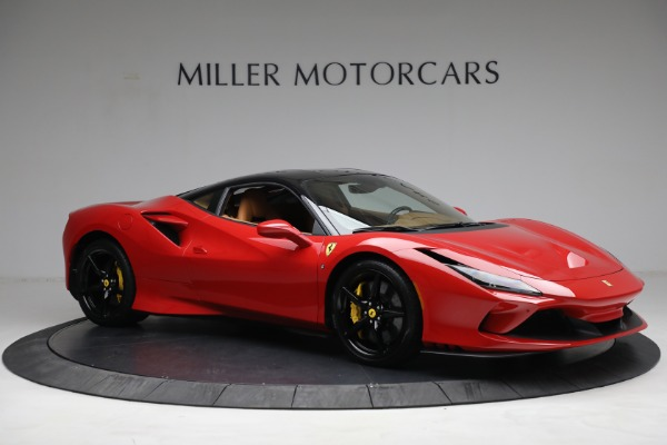 Used 2021 Ferrari F8 Tributo for sale Call for price at Bentley Greenwich in Greenwich CT 06830 10