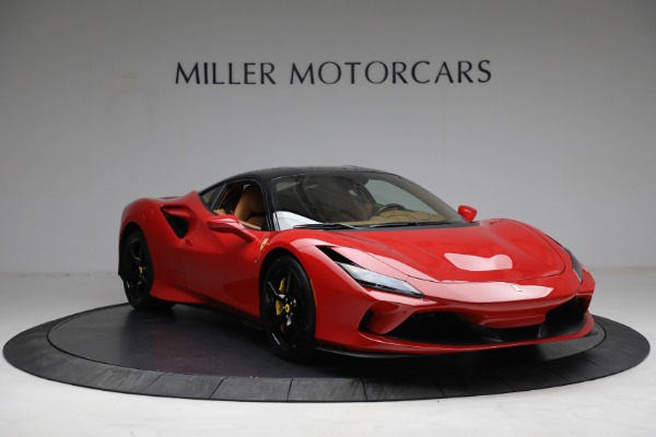 Used 2021 Ferrari F8 Tributo for sale Call for price at Bentley Greenwich in Greenwich CT 06830 11
