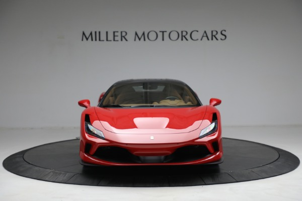 Used 2021 Ferrari F8 Tributo for sale Call for price at Bentley Greenwich in Greenwich CT 06830 12