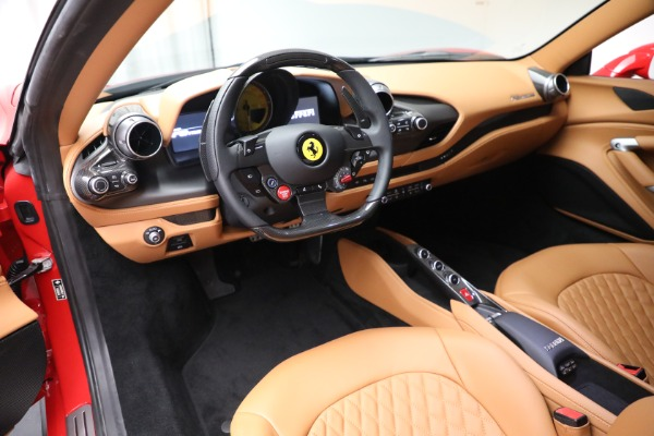 Used 2021 Ferrari F8 Tributo for sale Call for price at Bentley Greenwich in Greenwich CT 06830 13