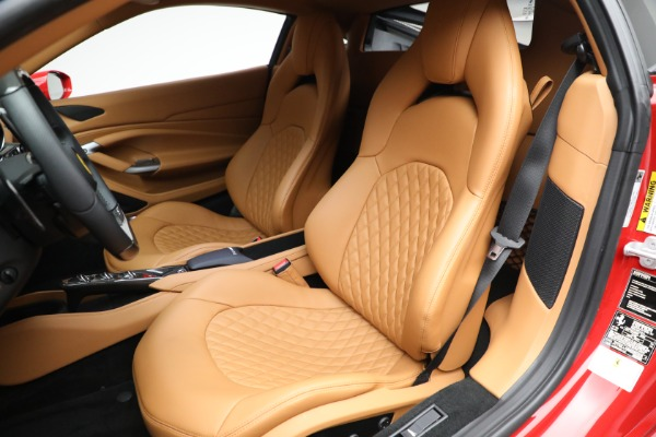 Used 2021 Ferrari F8 Tributo for sale Call for price at Bentley Greenwich in Greenwich CT 06830 15