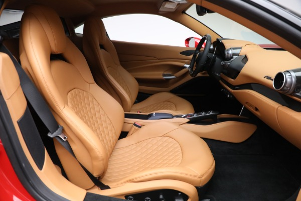 Used 2021 Ferrari F8 Tributo for sale Call for price at Bentley Greenwich in Greenwich CT 06830 18