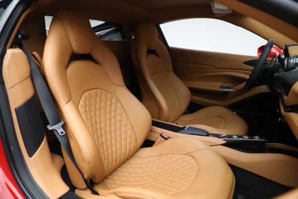Used 2021 Ferrari F8 Tributo for sale Call for price at Bentley Greenwich in Greenwich CT 06830 19