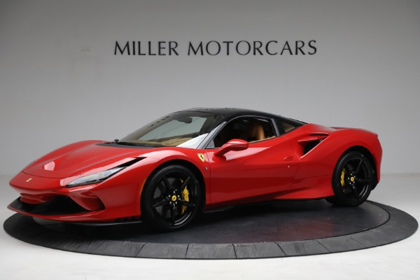 Used 2021 Ferrari F8 Tributo for sale Call for price at Bentley Greenwich in Greenwich CT 06830 2
