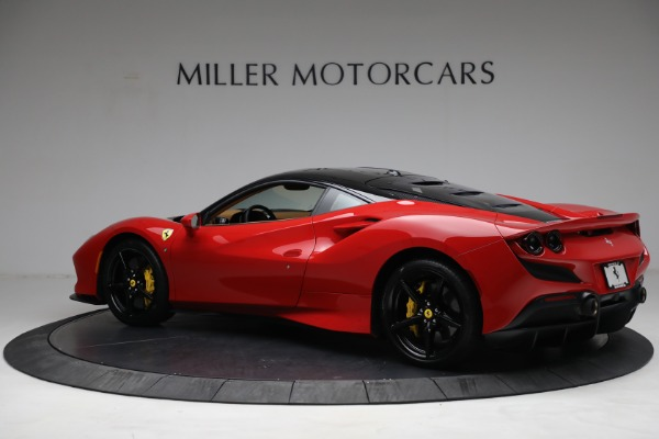 Used 2021 Ferrari F8 Tributo for sale Call for price at Bentley Greenwich in Greenwich CT 06830 4