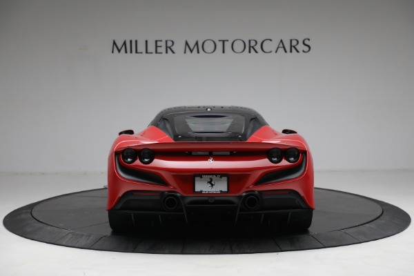 Used 2021 Ferrari F8 Tributo for sale Call for price at Bentley Greenwich in Greenwich CT 06830 6