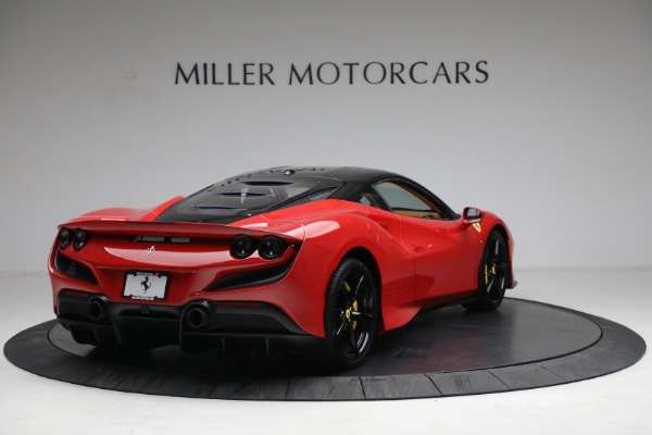 Used 2021 Ferrari F8 Tributo for sale Call for price at Bentley Greenwich in Greenwich CT 06830 7
