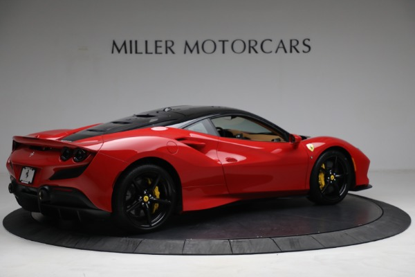 Used 2021 Ferrari F8 Tributo for sale Call for price at Bentley Greenwich in Greenwich CT 06830 8