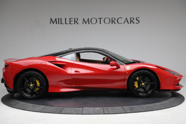 Used 2021 Ferrari F8 Tributo for sale Call for price at Bentley Greenwich in Greenwich CT 06830 9