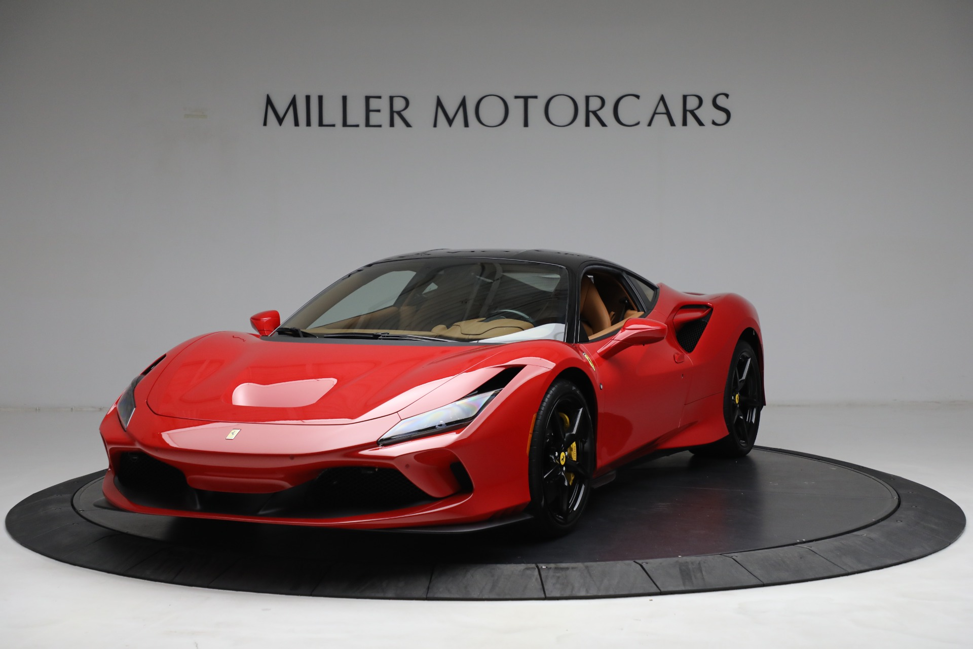 Used 2021 Ferrari F8 Tributo for sale Call for price at Bentley Greenwich in Greenwich CT 06830 1