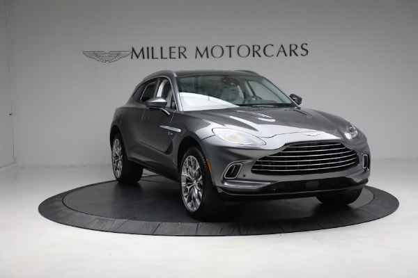 Used 2021 Aston Martin DBX for sale Sold at Bentley Greenwich in Greenwich CT 06830 10