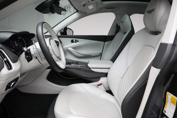 Used 2021 Aston Martin DBX for sale Sold at Bentley Greenwich in Greenwich CT 06830 12