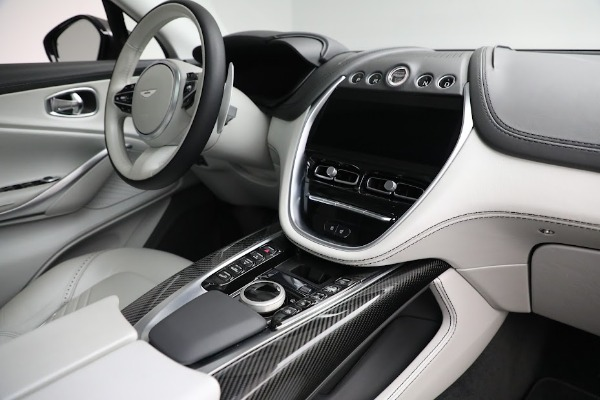 Used 2021 Aston Martin DBX for sale Sold at Bentley Greenwich in Greenwich CT 06830 15