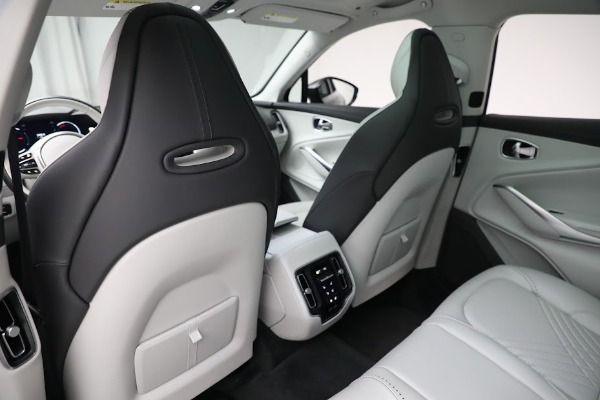 Used 2021 Aston Martin DBX for sale Sold at Bentley Greenwich in Greenwich CT 06830 18