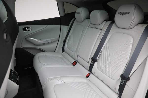 Used 2021 Aston Martin DBX for sale Sold at Bentley Greenwich in Greenwich CT 06830 19