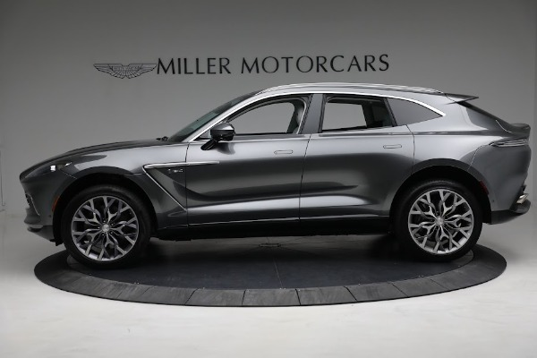 Used 2021 Aston Martin DBX for sale Sold at Bentley Greenwich in Greenwich CT 06830 2