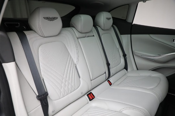 Used 2021 Aston Martin DBX for sale Sold at Bentley Greenwich in Greenwich CT 06830 20