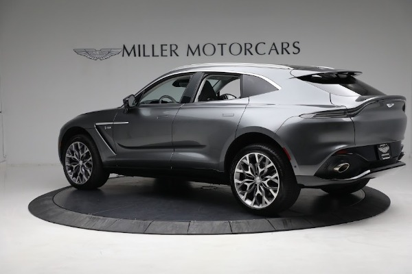 Used 2021 Aston Martin DBX for sale Sold at Bentley Greenwich in Greenwich CT 06830 3