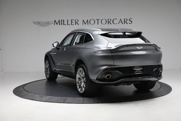 Used 2021 Aston Martin DBX for sale Sold at Bentley Greenwich in Greenwich CT 06830 4