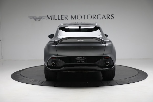 Used 2021 Aston Martin DBX for sale Sold at Bentley Greenwich in Greenwich CT 06830 5
