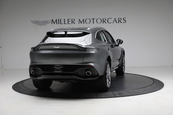 Used 2021 Aston Martin DBX for sale Sold at Bentley Greenwich in Greenwich CT 06830 6