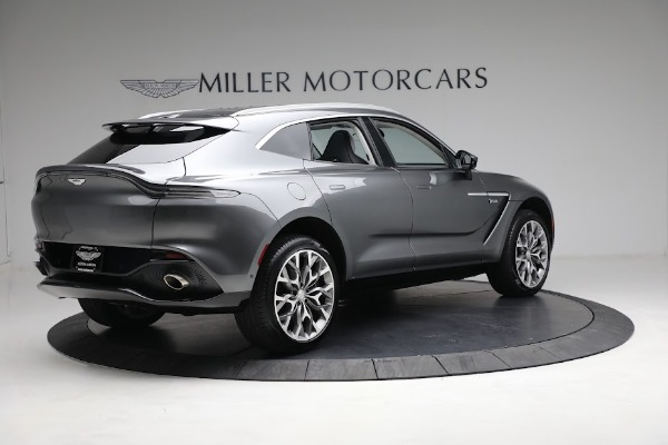 Used 2021 Aston Martin DBX for sale Sold at Bentley Greenwich in Greenwich CT 06830 7