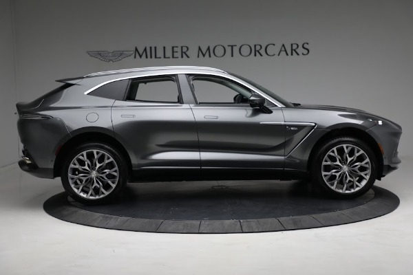 Used 2021 Aston Martin DBX for sale Sold at Bentley Greenwich in Greenwich CT 06830 8