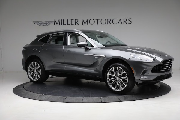 Used 2021 Aston Martin DBX for sale Sold at Bentley Greenwich in Greenwich CT 06830 9