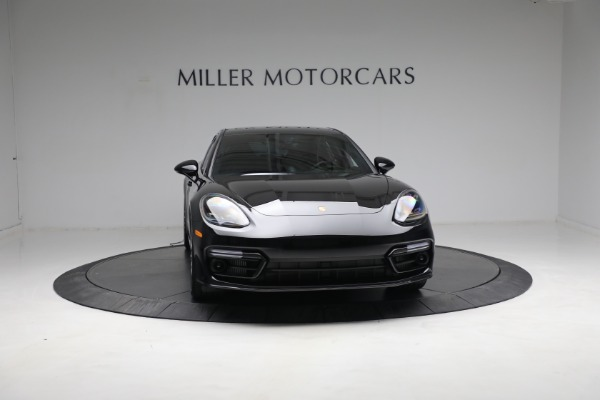Used 2021 Porsche Panamera Turbo S for sale Call for price at Bentley Greenwich in Greenwich CT 06830 11