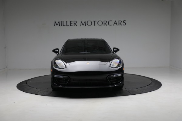 Used 2021 Porsche Panamera Turbo S for sale Call for price at Bentley Greenwich in Greenwich CT 06830 12