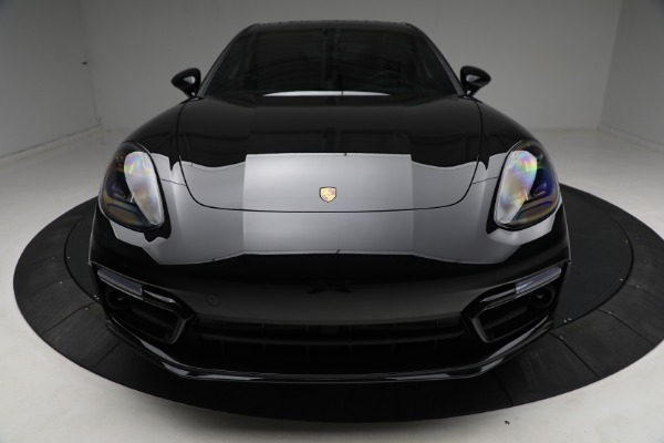Used 2021 Porsche Panamera Turbo S for sale Call for price at Bentley Greenwich in Greenwich CT 06830 13