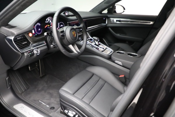 Used 2021 Porsche Panamera Turbo S for sale Call for price at Bentley Greenwich in Greenwich CT 06830 17