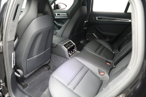 Used 2021 Porsche Panamera Turbo S for sale Call for price at Bentley Greenwich in Greenwich CT 06830 20