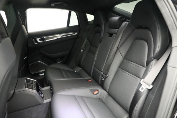 Used 2021 Porsche Panamera Turbo S for sale Call for price at Bentley Greenwich in Greenwich CT 06830 22