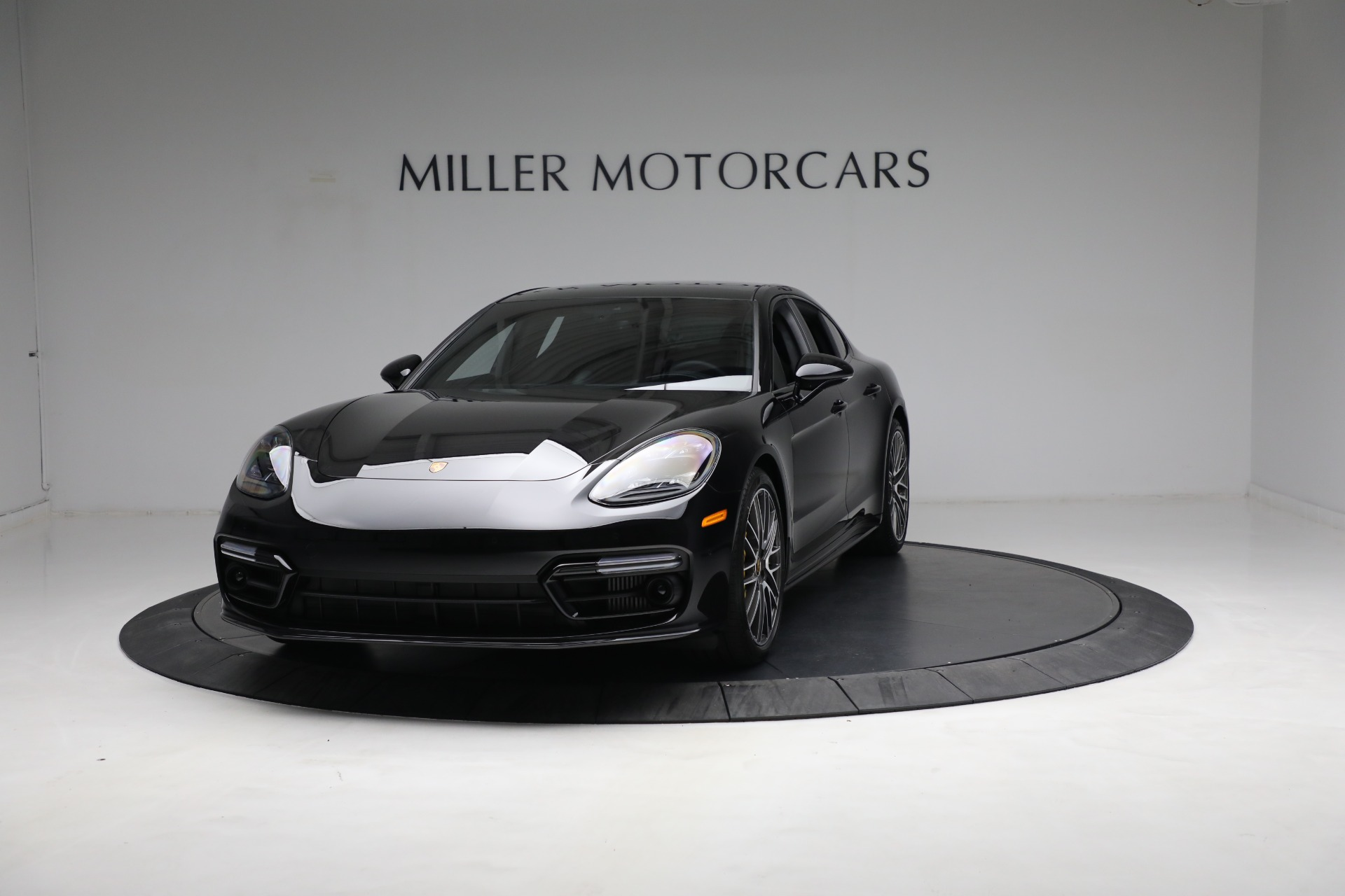 Used 2021 Porsche Panamera Turbo S for sale Call for price at Bentley Greenwich in Greenwich CT 06830 1