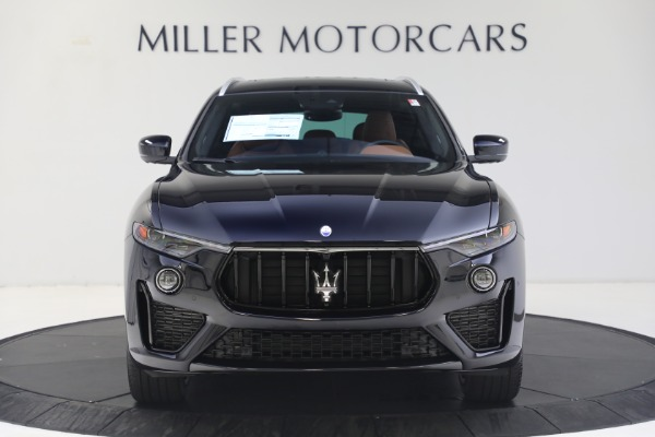 New 2021 Maserati Levante S GranSport for sale Call for price at Bentley Greenwich in Greenwich CT 06830 12