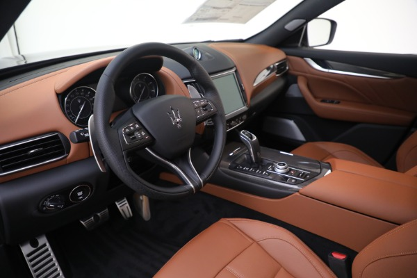 New 2021 Maserati Levante S GranSport for sale Call for price at Bentley Greenwich in Greenwich CT 06830 13