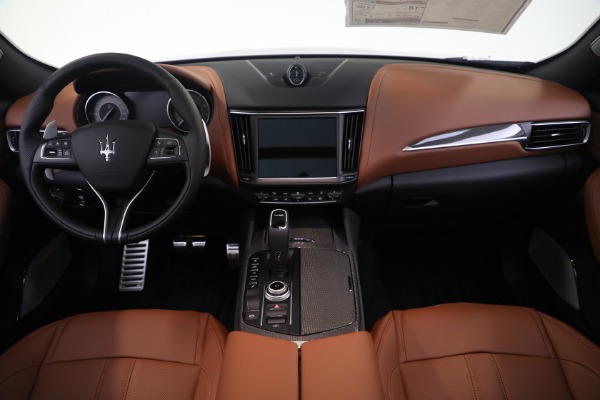 New 2021 Maserati Levante S GranSport for sale Call for price at Bentley Greenwich in Greenwich CT 06830 16