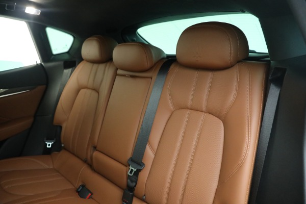New 2021 Maserati Levante S GranSport for sale Call for price at Bentley Greenwich in Greenwich CT 06830 18