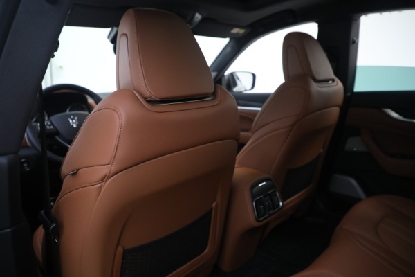 New 2021 Maserati Levante S GranSport for sale Call for price at Bentley Greenwich in Greenwich CT 06830 20