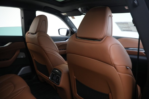 New 2021 Maserati Levante S GranSport for sale Call for price at Bentley Greenwich in Greenwich CT 06830 26