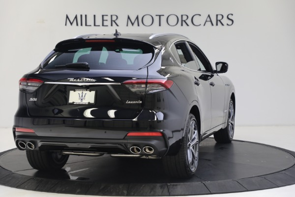 New 2021 Maserati Levante S GranSport for sale Call for price at Bentley Greenwich in Greenwich CT 06830 7